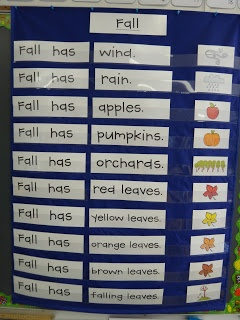 super cute fall printables! via: First Grade Garden: Morning Meeting Ideas and Fall Freebies