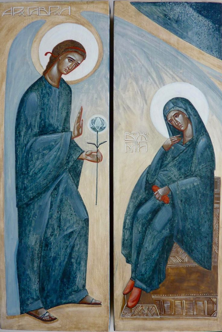 beautiful Annunciation - contemporary