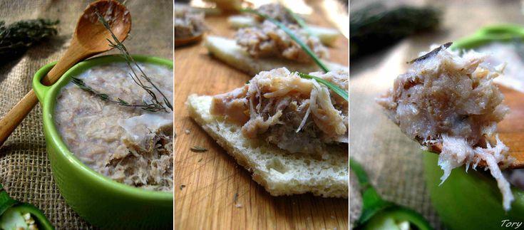Французский риет из свинины (или тушенка?)))хихи)