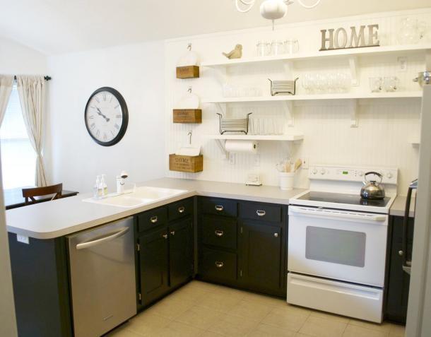 Menata Dapur Tanpa Kitchen Set Why Not Renovasi Rumah