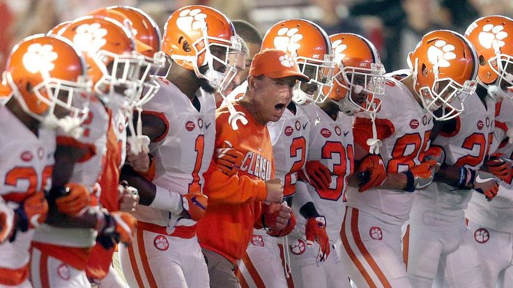 College Football Playoff rankings reactions: Why Clemson's over Michigan, plus more stuff