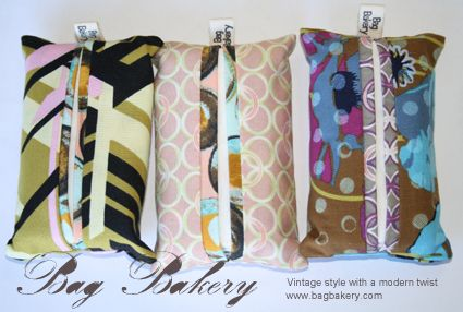 Travel tissue holders - ready to ship!