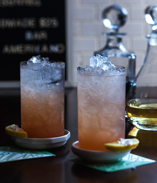 Bar Americano's Modern Lemonade