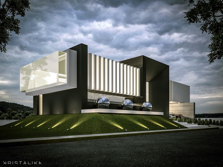 t house architecture modern facade contemporary house