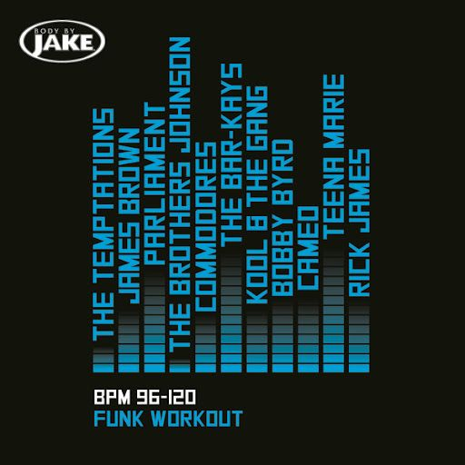 """""""BODY BY JAKE"""" - PRESENTS - """"FUNK WORKOUT"""" BPM: 96 TO120 - KIRUFUS PICTURES"""