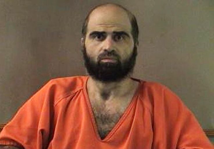 "Convicted Fort Hood shooter Nidal Hasan says he will go on a ""hunger strike"" to protest ""America's hatred"" for Sharia law."