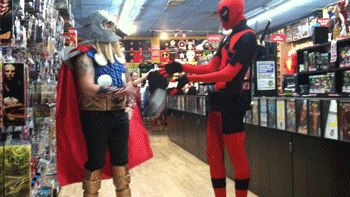 Deadpool - Imgur
