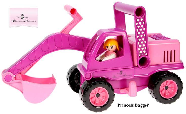 Princess Bagger für kleine Prinzessinnen, die sich ihre Traumschlösser selber bauen! By Maja Prinzessin von Hohenzollern/Lena.https://www.otto.de/suche/Prinzessin%20von%20Hohenzollern/#accordion=facet-kategorie