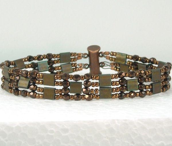 Tila bracelet idea