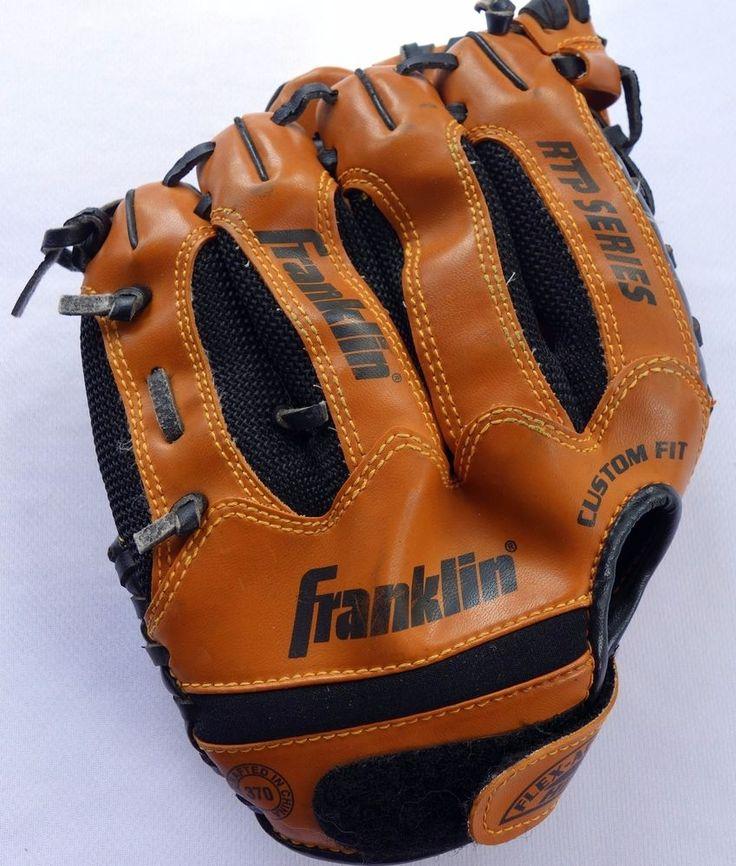 "Franklin Youth Baseball Glove RTP Series 4610TN 9-1/2"" Right-Hand Throw #Franklin"