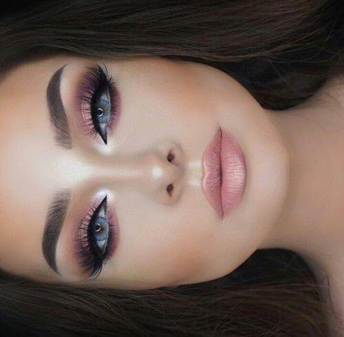 Imagen de makeup, girl, and