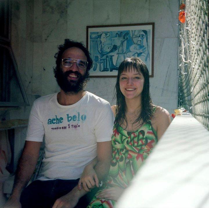 Mallu Magalhães & Marcelo Camelo