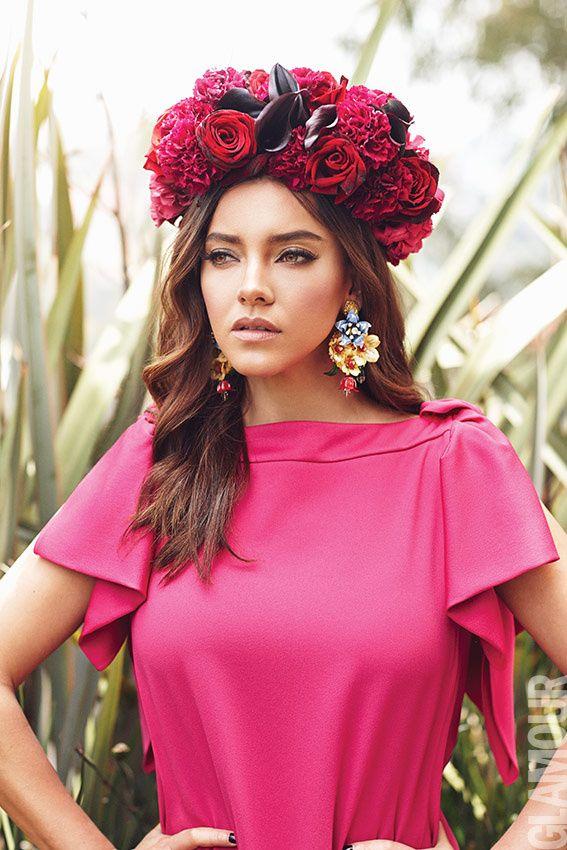 Sara Maldonado.., actriz mexicana