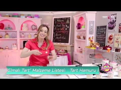 Ispanak Sepeti Tarifi ve Muhteşem Elmalı Tart Tarifi / Pastane / TRT1 - YouTube