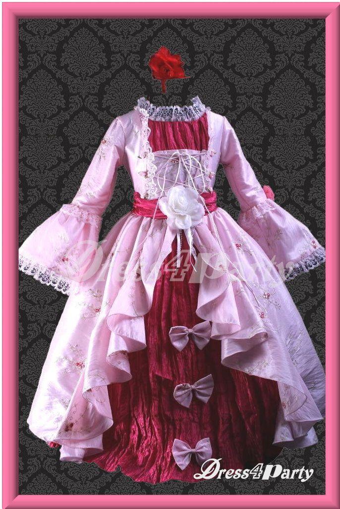 Edwardian Dresses for Little Girls | ... Pink Victorian ...