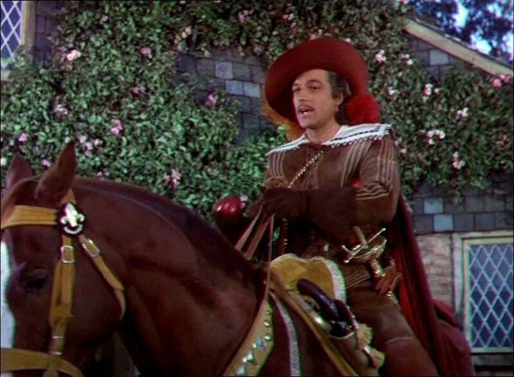 1948 год — Три мушкетёра / The Three Musketeers — США, режиссёр Джордж Сидни    в роли д'Артаньяна — Джин Келли