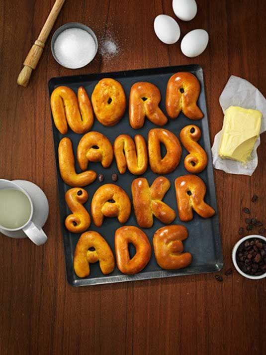 Fabian Björnstjerna baked typography