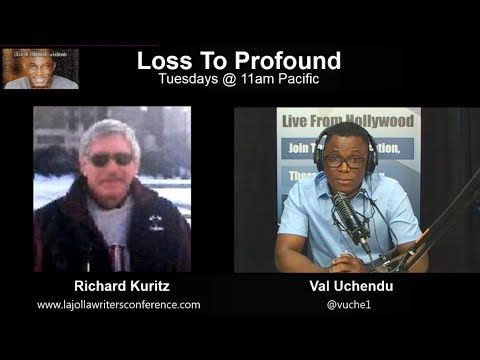 """Kickstart your day with a good video! ⚡️""""Loss is NOT a Taboo Word"""" -  Episode 13 on Loss To Profound with Va...  https://youtube.com/watch?v=Ar1lxnYCFTQ"""