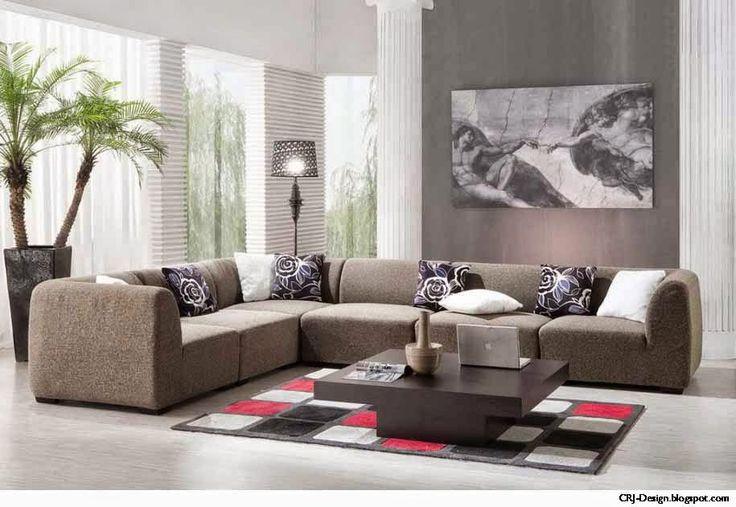 Tempat utama pada yang disambangi oleh pengunjung rumah minimalis anda adalah ruang tamu.  Sumber : http://crj-design.blogspot.com/2014/10/desain-minimalis-ruang-tamu-idaman.html