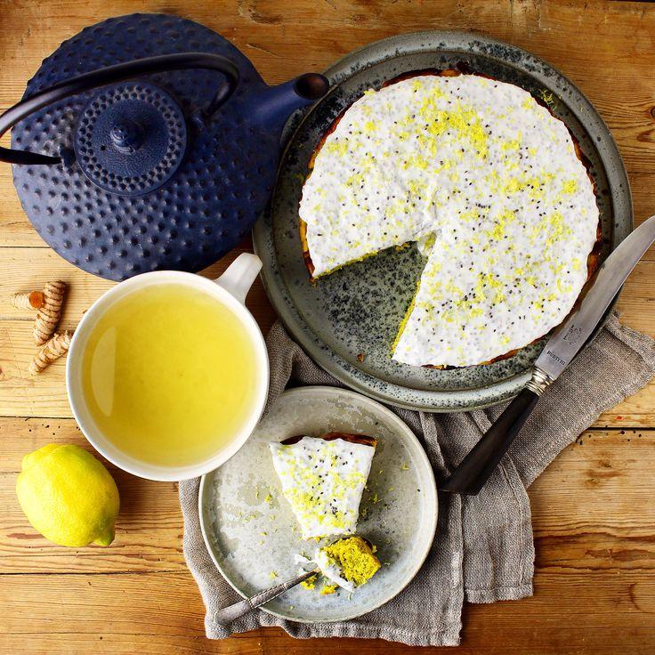 Citronfuldmåne (uden gluten, mælk og sukker)