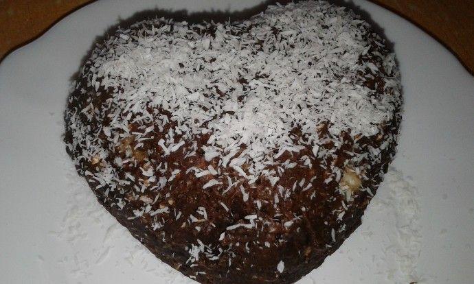 Cottage koláčik z mikrovlnky za 5 minut
