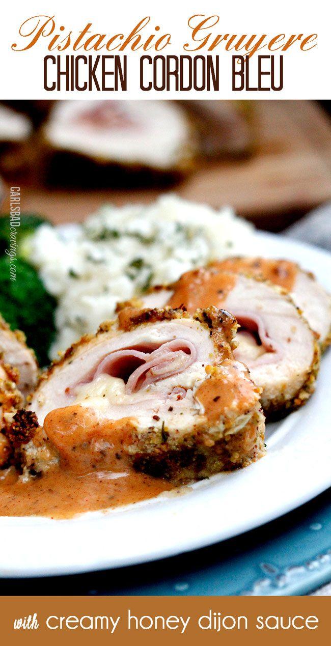 Pistachio-Chicken-Cordon-Bleu-with-Creamy-Honey-Dijon-Sauce-main4
