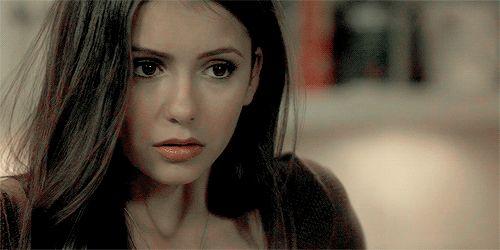 Nina Dobrev, gif, and the vampire diaries image