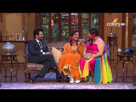 Comedy Nights with Kapil : Anil Kapoor - 22nd September 2013 - Full Episode (HD) - yo-9.com