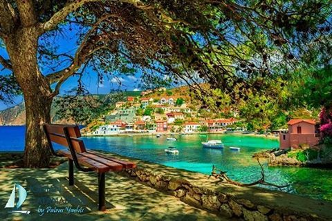 Ionian Islands, born from a fairytale!