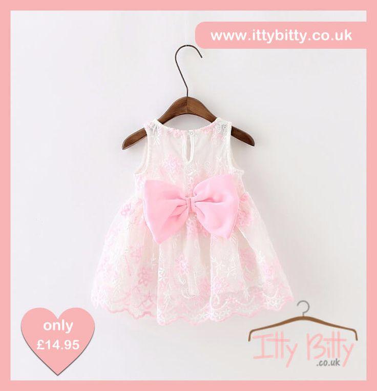 #ittybittyboutique #dresses #babygirl #girlsdresses #love #weddings#summer