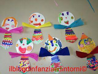 il blog d'infanzia e dintorni: clown e cravatte