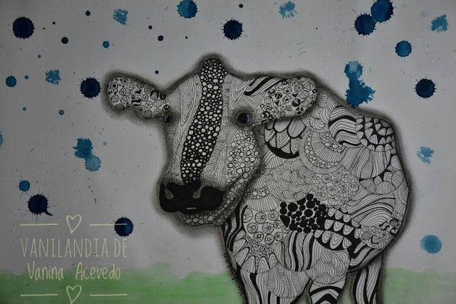 Vanilandia: La vaquita que fotografié en las vacaciones de ve...