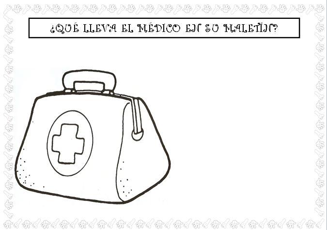 Plastificando ilusiones: ¿Qué llevará el médico en su maletín?