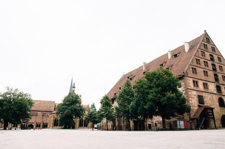 Hier im Kloster Maulbronn wurde der Legende nach eines DER baden-württembergisc…