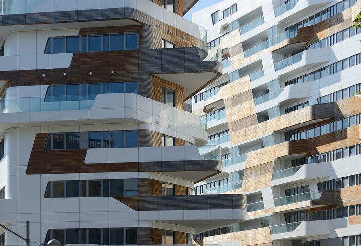 Zaha Hadid Housing