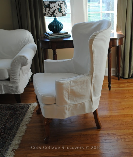 17 Best Images About Slipcovers On Pinterest Chair