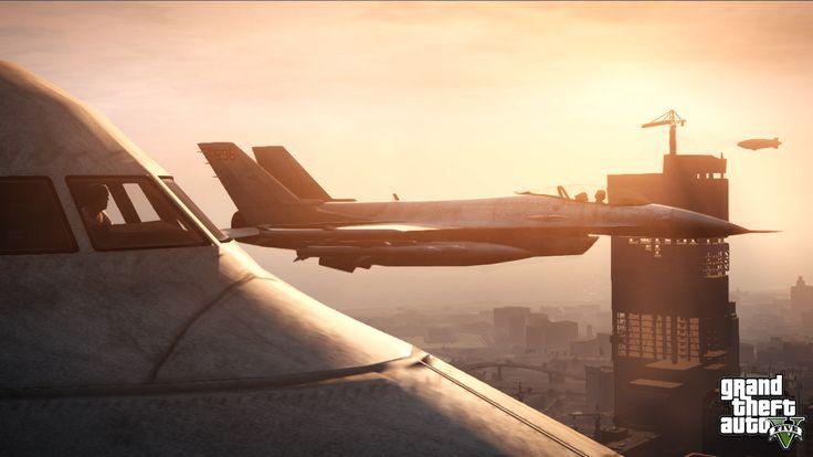 Pour célébrer dignement les fêtes de fin d'année, les gars de chez Rockstar North nous avaient préparé une petite surprise qu'ils viennent de dévoiler. A quelques heures du réveillon, ce sont ainsi cinq nouvelles images tirées du très attendu cinquième volet de la série des Grand Theft Auto nous sont donc offertes en guise de cadeau de Noël. Pour rappel, GTA 5 débarquera sur Xbox 360 et PS3 dans le courant du printemps prochain. Plus précis, les derniers bruits de couloirs qui n'o...