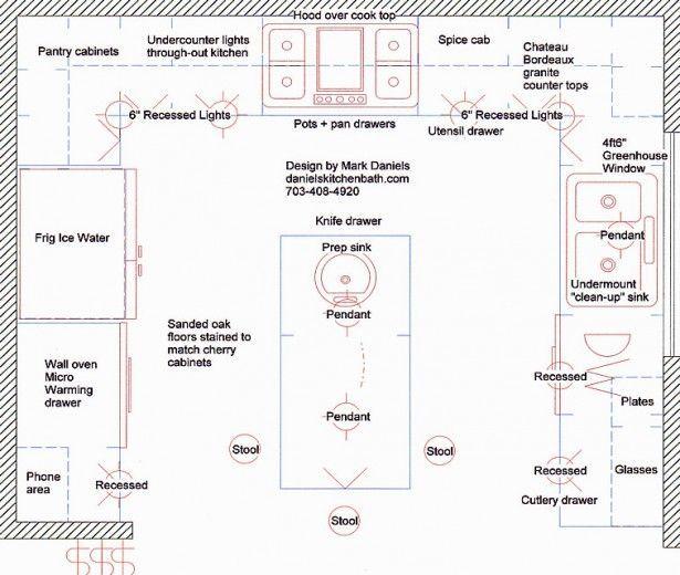 Modern Galley Kitchen Designs With Island In 2020 Kitchen Floor