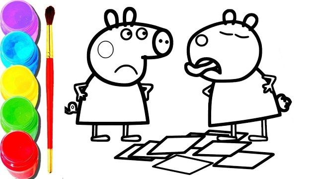 21 Brilliant Picture Of Pig Coloring Pages Entitlementtrap Com Peppa Pig Coloring Pages Peppa Pig Colouring Coloring Pages