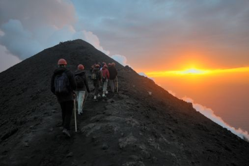 Stromboli Volcano Retreat | Accelerate your business on an active volcano