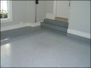25 best ideas about epoxy floor paint on pinterest for What color to paint garage floor