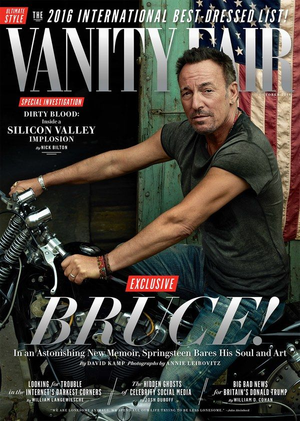 Bruce Springsteen reveals depression battle in new autobiography | Metro News