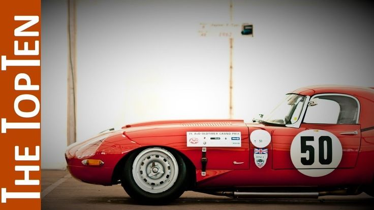The Top Ten Best Classic British Sports Cars