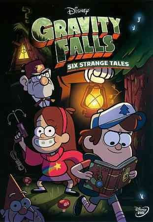 GRAVITY FALLS-SIX STRANGE TALES (DVD) CHILDREN/FAMILY Genre: CHILDREN/FAMILY Media Format: DVD