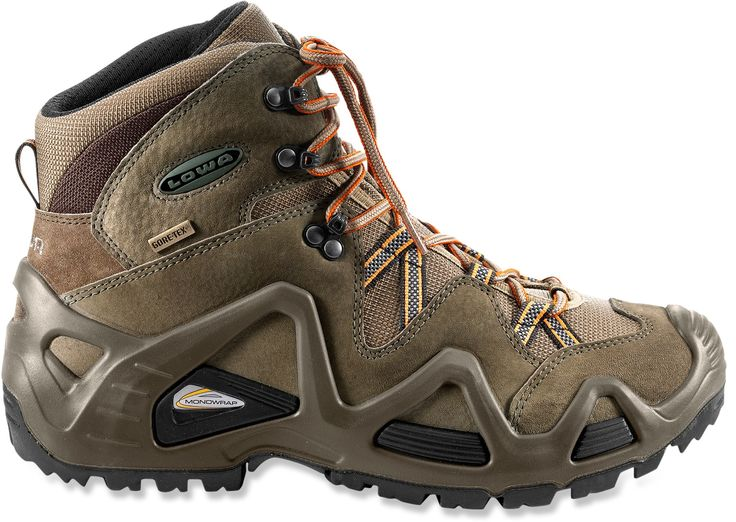 Lowa Zephyr GTX Mid Hiking Boots - Men's | Essential Gear ...