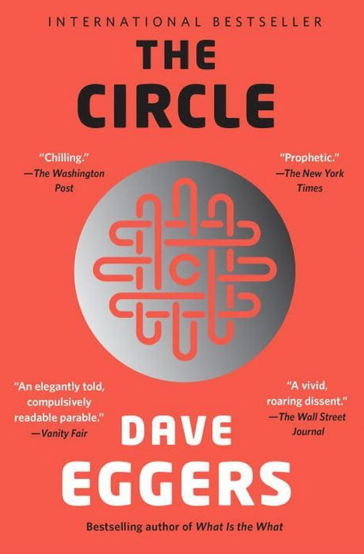 13 Books to Read Before Their Adaptations Hit Theaters - The Circle by Dave Eggers from InStyle.com