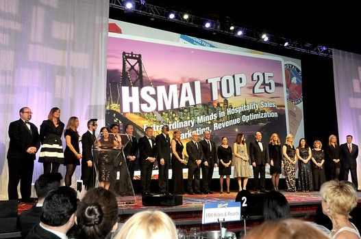 The HSMAI Top 25 Extraordinary Minds for 2015 were selected for creativity and innovation; cutting edge campaigns; triumph in challenging situations; and sales efforts that resulted in dramatic gains.