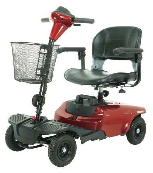 83 best medical equipment images on pinterest medical equipment the bobcat 4 wheel compact scooter in blue by drive medical is ideal for indoor and outdoor use and is lightweight and easy to operate fandeluxe Images