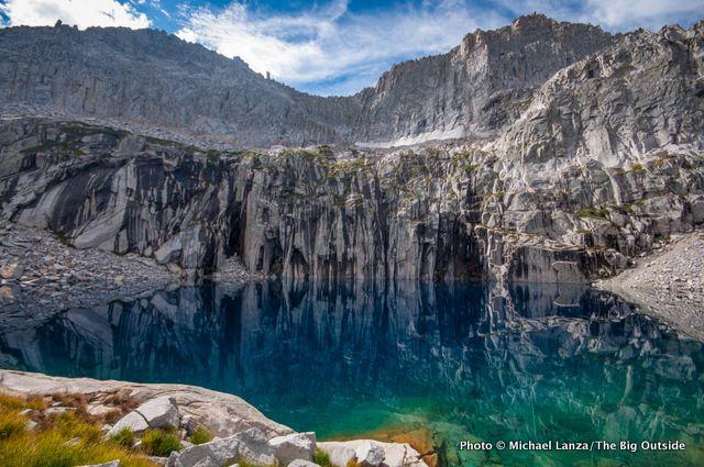 Precipice Lake, Sequoia National Park