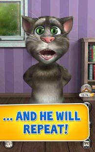 Talking Tom Cat 2 Free - screenshot thumbnail